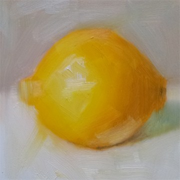 """Sunny Side"" original fine art by Cindy Haase"