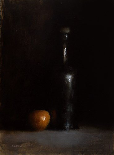 """Bottle"" original fine art by Neil Carroll"
