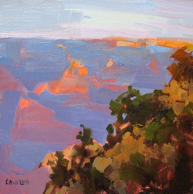 """GRAND CANYON 1"" original fine art by James Coulter"