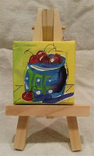"""IB Life is Like..."" original fine art by Terri Einer"