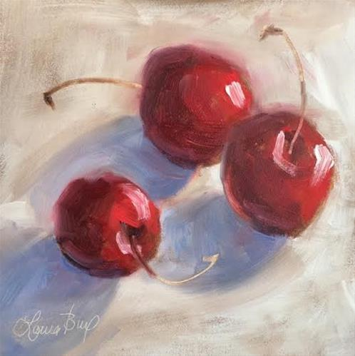 """Circle Dance 478"" original fine art by Laura  Buxo"