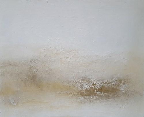"""Shared Earth"" original fine art by K R Moehr"