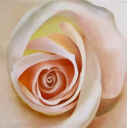"""Glorious"" original fine art by Carol Keene"