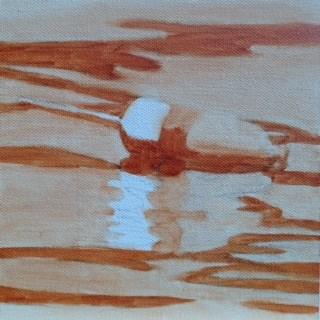 """More Lobster Buoys"" original fine art by Bobbi Heath"