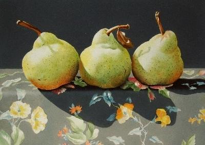 """Ladies Lunching...Alfresco"" original fine art by Jacqueline Gnott, whs"