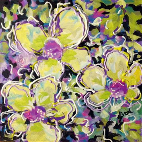 """Vibrancy"" original fine art by Sue Dion"