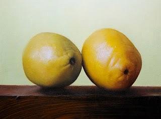"""""""Lemons"""" original fine art by Jonathan Aller"""