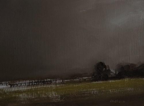 """""""First Snow of Winter"""" original fine art by Neil Carroll"""