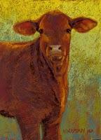"""Baily"" original fine art by Rita Kirkman"