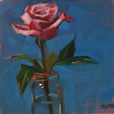 """Frazzled --- SOLD"" original fine art by Carol Marine"