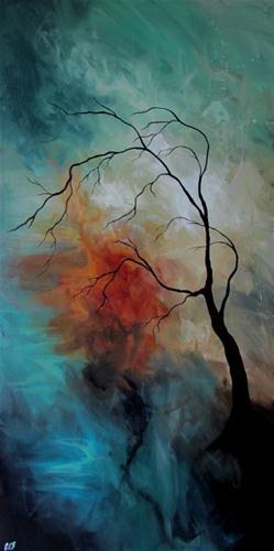 """Dreaming Again"" original fine art by ~ces~ Christine E. S. Code"