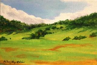 """Meditation Tool"" original fine art by JoAnne Perez Robinson"
