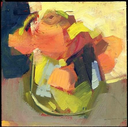 """""""2119 tubing"""" original fine art by Lisa Daria"""