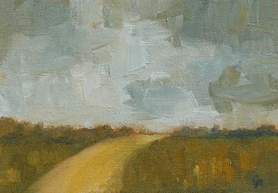 """""""Destination"""" original fine art by Pamela Munger"""