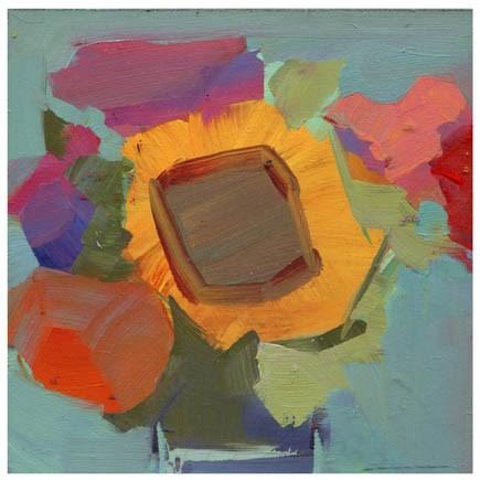"""""""2608 Teddy"""" original fine art by Lisa Daria"""