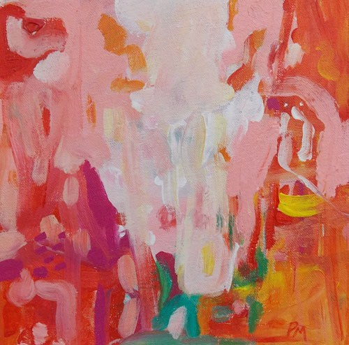 """Revelry"" original fine art by Pamela Munger"