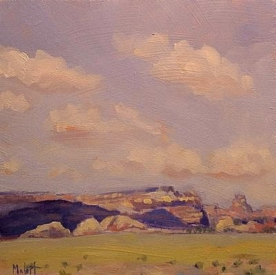 """Southwest Landscape Archive Specal"" original fine art by Heidi Malott"