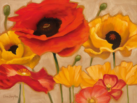 """""""Mull it Over Monday:  Bad paintings and Empty Spaces"""" original fine art by Diane Hoeptner"""