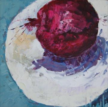 """Onions?"" original fine art by Deborah Harold"