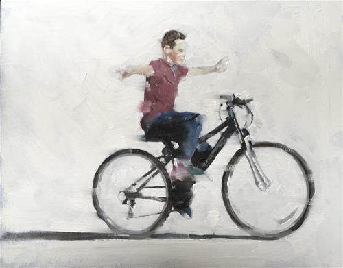 """Free"" original fine art by James Coates"