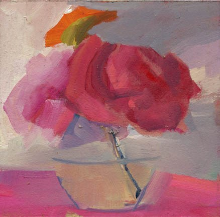 """1528 Nantucket Reds"" original fine art by Lisa Daria"