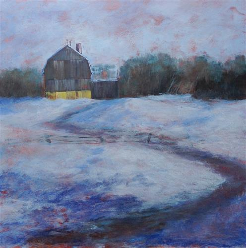 """Blue Time with Barn 