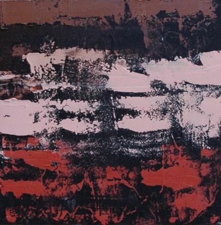 """WINTER"" original fine art by Linda Popple"