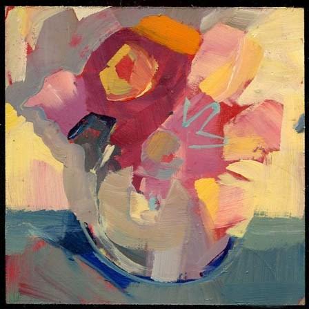 """2045 Nautical Angle"" original fine art by Lisa Daria"