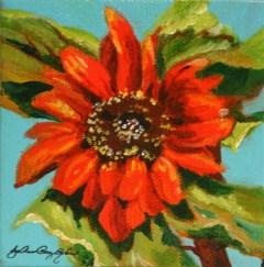 """Late Summer Early Fall"" original fine art by JoAnne Perez Robinson"