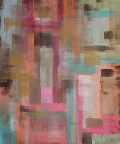 """Modero-a"" original fine art by Angele Sage"