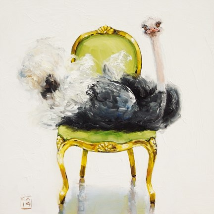 """feather pillow"" original fine art by Kimberly Applegate"