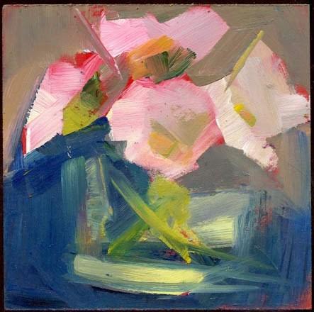 """2172 chimes"" original fine art by Lisa Daria"