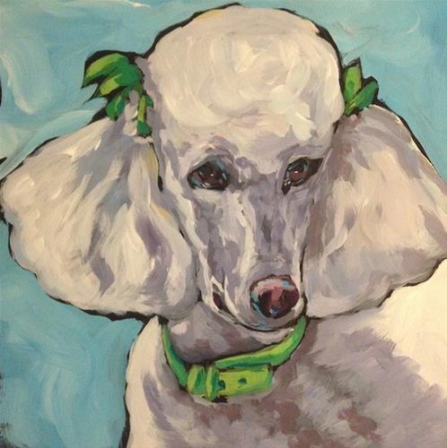 """Doris"" original fine art by Kat Corrigan"