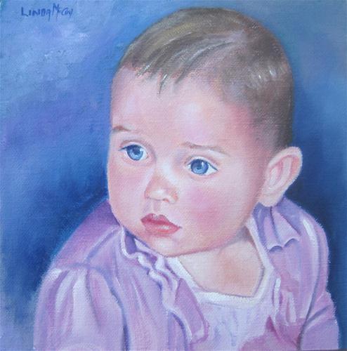 """Kiriana"" original fine art by Linda McCoy"