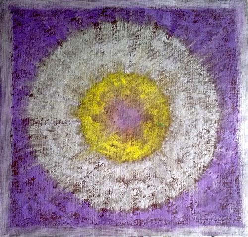 """""""Soul Mandala"""" original fine art by Adéla Svobodová"""