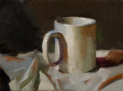 """""""Colors of White"""" original fine art by Qiang Huang"""