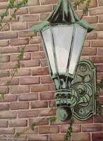 """Patina Light"" original fine art by J H Graves"