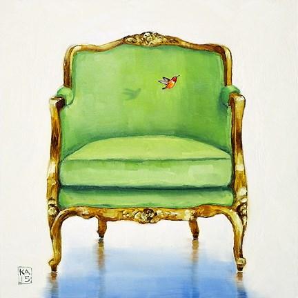 """hello sunshine"" original fine art by Kimberly Applegate"