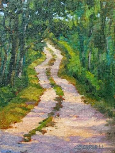 """""""Day 24 and Day 25 An Original Oil Painting by Claire Beadon Carnell 30 Paintings in 30 Days Challeng"""" original fine art by Claire Beadon Carnell"""