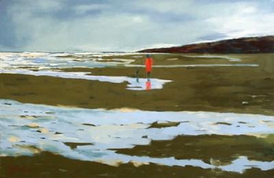"""Between Storms"" original fine art by Janet Bludau"