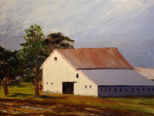 """Ohio Roots"" original fine art by Debra Kennedy"