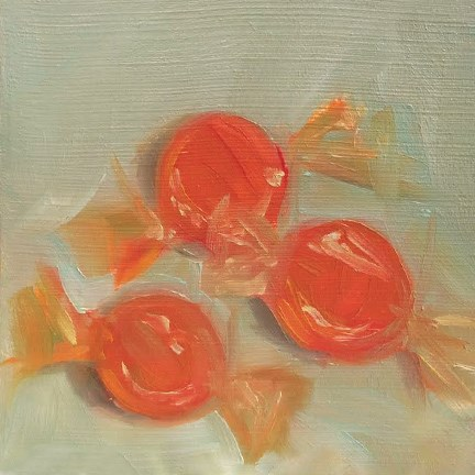 """Hard Candy"" original fine art by Elaine Juska Joseph"