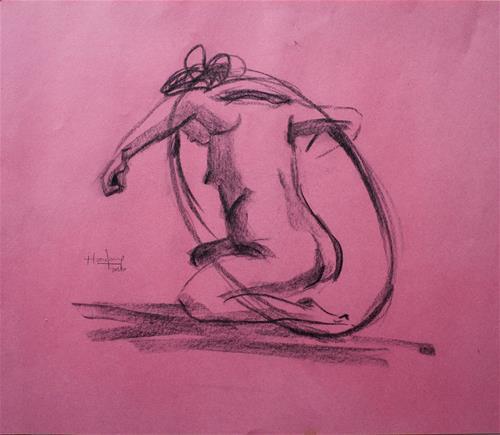 """Kimberley IV"" original fine art by Haze Long"