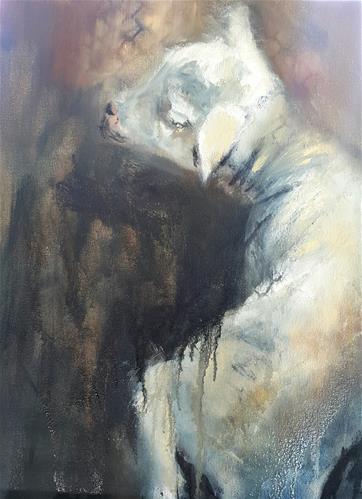 """Newborn"" original fine art by Rentia Coetzee"