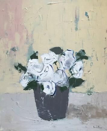 """Rustic Roses"" original fine art by Pamela Munger"