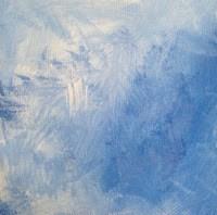 """""""Sediment"""" original fine art by Dotty Seiter"""