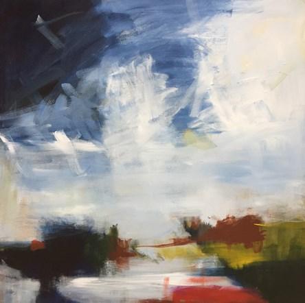 """seize the day"" original fine art by Pamela Munger"