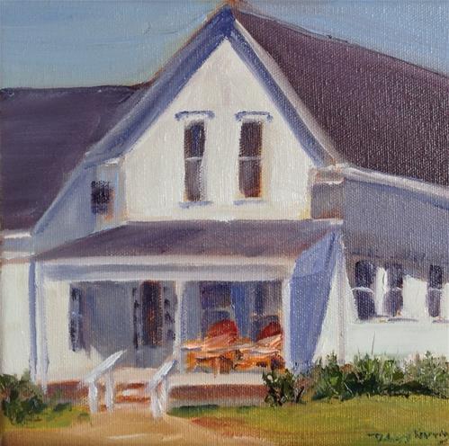 """Maine Series 2"" original fine art by Debra Kennedy"