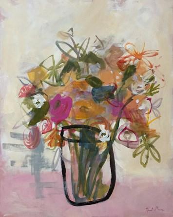 """Wildflowers"" original fine art by Pamela Munger"