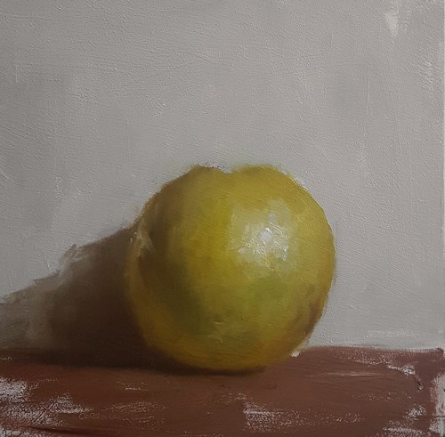 """Grapefruit"" original fine art by Neil Carroll"